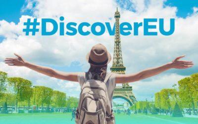 Parti per un interrail con l'iniziativa DiscoverEU