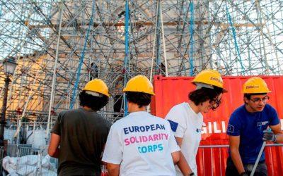 European Solidarity Corps: sostegno alle comunità europee grazie ai giovani volontari
