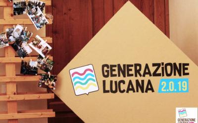 NUOVE VISIONI PER IL FUTURO DELLA BASILICATA: NASCE GENERAZIONE LUCANA 2.0.19