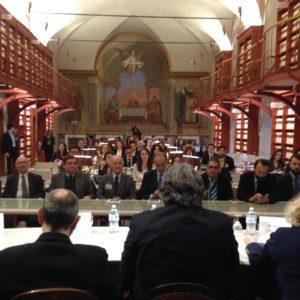 Palazzo San Macuto AESI Seminar 2017 Students