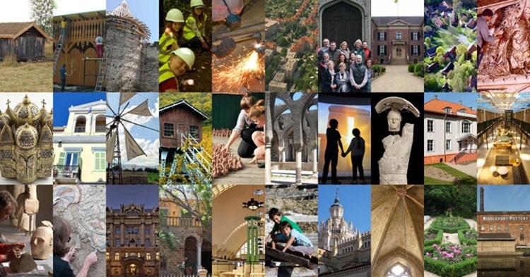 Visita il patrimonio culturale europeo comodamente da casa con la nuova story map interattiva!