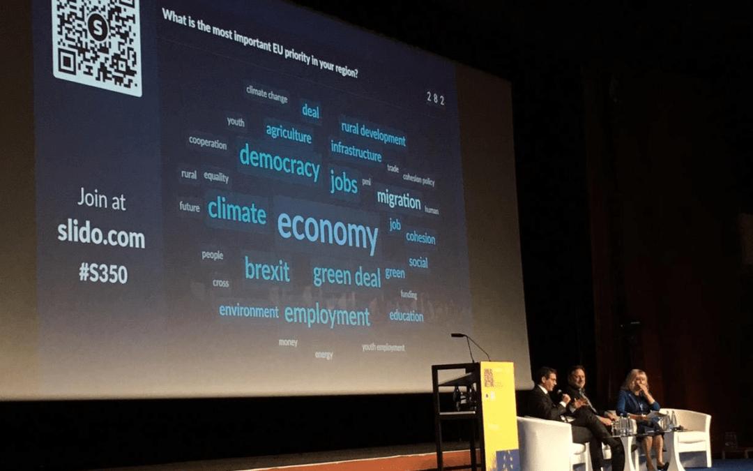 Le priorità Europee per 2020 – 2024
