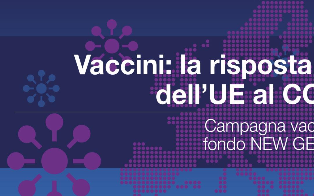 Il Vaccino – La risposta alla pandemia: appuntamento 25-26 gennaio